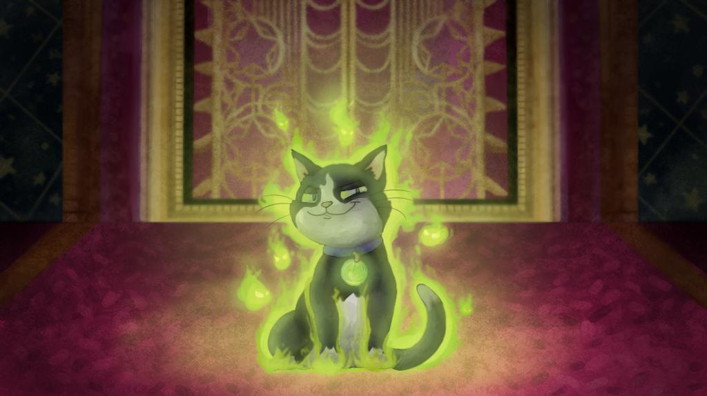 Champion of the Palace by MuzYoshi