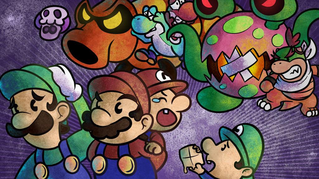 Mario And Luigi Partners In Time Tas Thumbnail By Muzyoshi