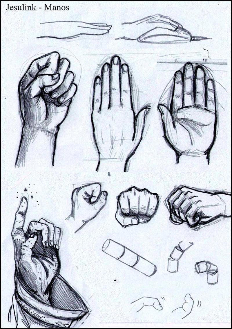 Manos Hands by jesulink