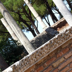 roman architecture... by xjellyfishx