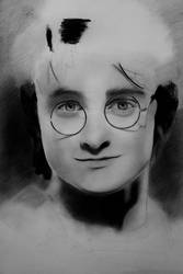 WIP Harry Potter by IsabelIntangible