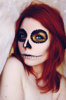 sugar skull 3. by photosofme