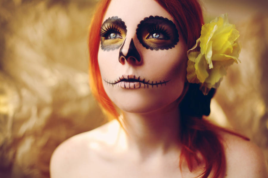 sugar skull 6. by photosofme
