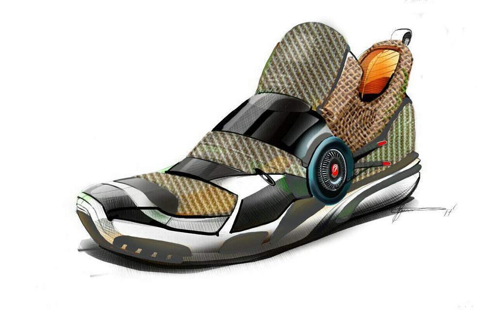 sneakers by BlumersGirts