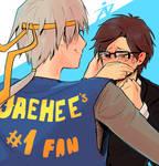 jaehee's nr1 fan