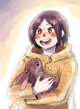 rabbit queen