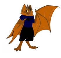 Razor (Kyle) the bat (clothing)