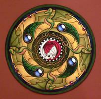 Mandala by Petrichora