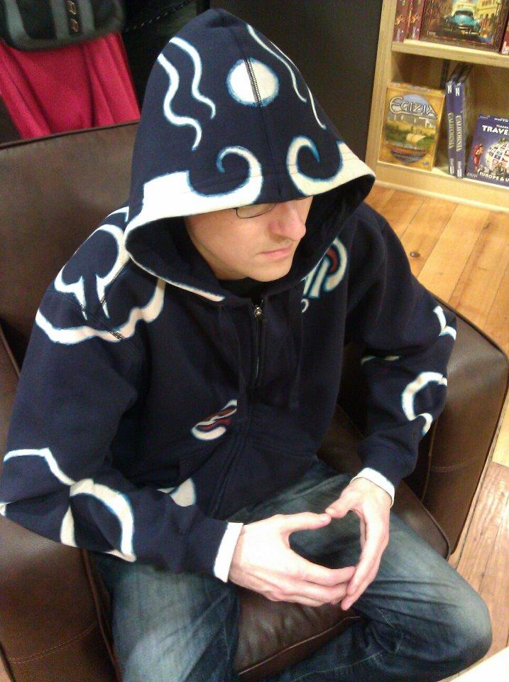 jace beleren hoodie - photo #1