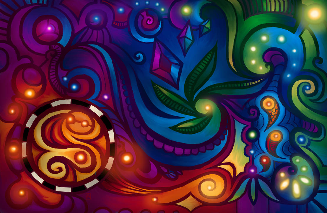 Dreams of Color by Petrichora