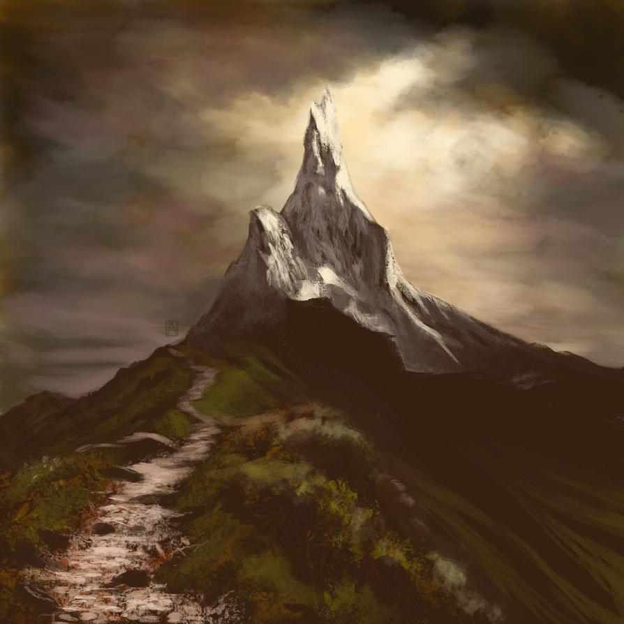 Mountain by Petrichora
