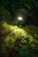 Healing Bloom by Petrichora