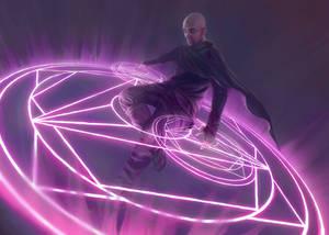 Shadowstep Wizard