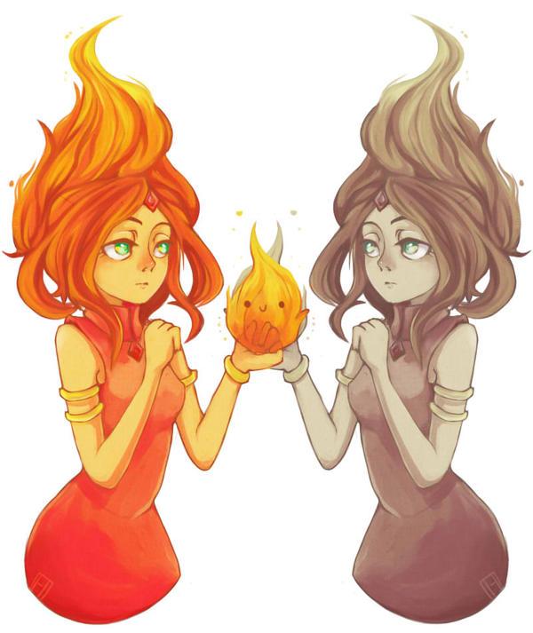 Flame Princess by TrololhAnime