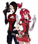 Maya and Gaige