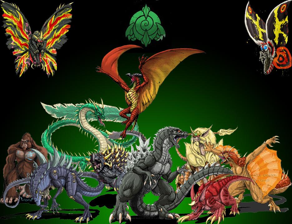 Godzilla-NEO Earth Defenders by GodzillaRulz