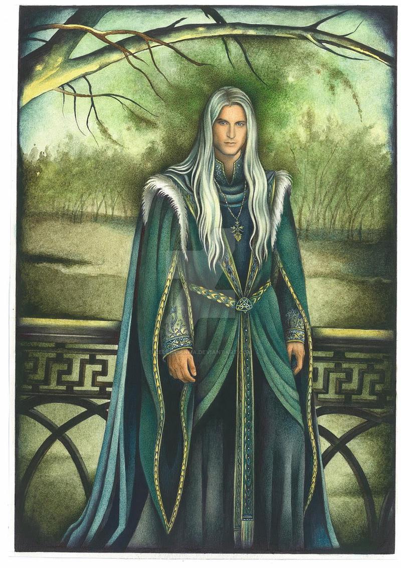 Lord Celeborn by celebrianna