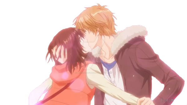 Ookami Shoujo to Kuro Ouji Kiss Render