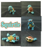 Weekly Sculpture: Squirtle