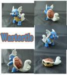 Weekly Sculpture: Wartortle