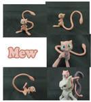 Weekly Sculpture: Mew