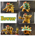 Weekly Sculpture: Bowser