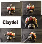 Weekly Sculpture: Claydol