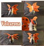 Weekly Sculpture: Volcarona