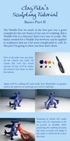 ClayPita's Sculpting Tutorial Part 2