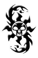 MTG: Shadowheart Mana Symbol by LordSethD