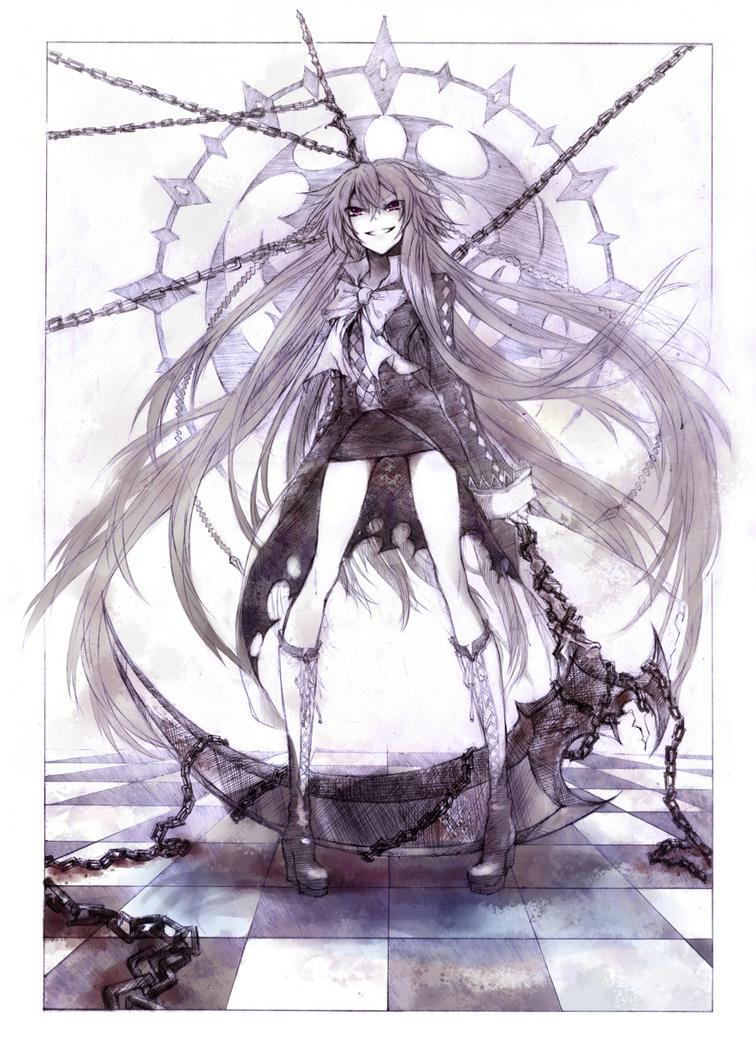 Pandora Hearts: Alice by emoxchiko