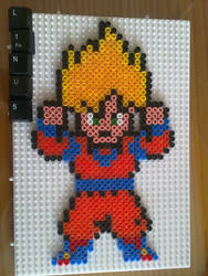 Super Saiyan Son Goku by LinusGale