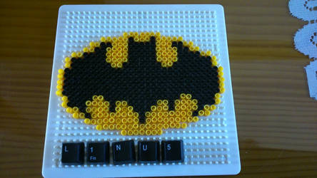 Batman Logo by LinusGale