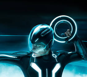 Tron Legacy Mobile 2 by TheObserver26