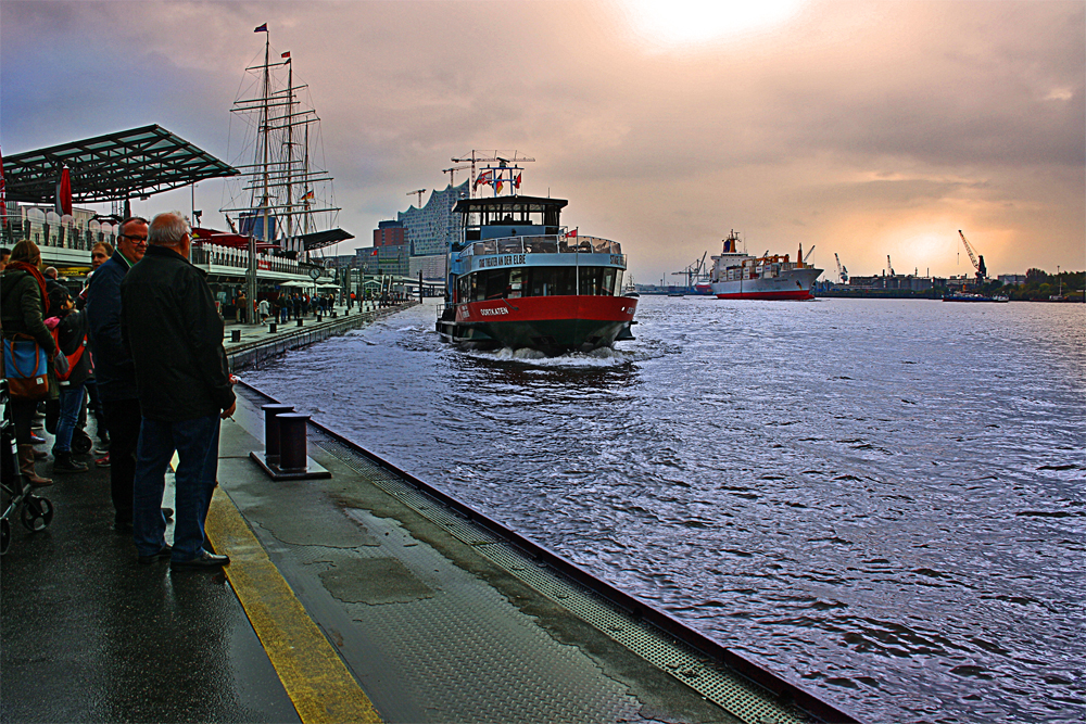 Waiting for the ferry by chevyhax