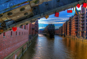 Speicherstadt locked by chevyhax