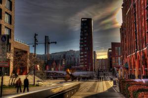 Hafencity by chevyhax