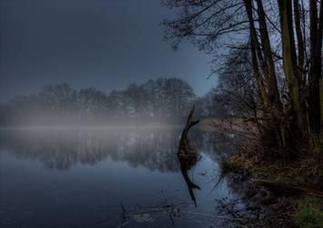 Mystic morning by chevyhax