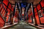 The Dark Monastery by chevyhax