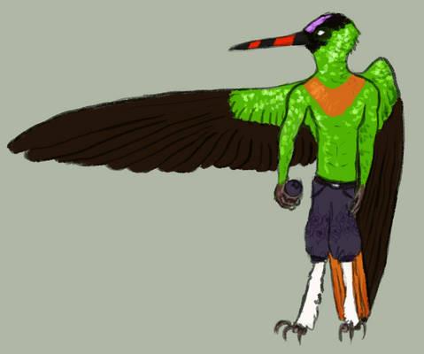 [OPEN OTA] Hangry Hummingbird