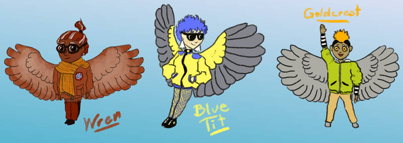 [OPEN OTA] Four-inch Angels