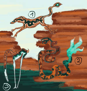 [OPEN OTA] Canyon Critters