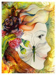 Butterfly Effect by Delfinoui