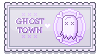 Ghost Town Stamp by QueenAyria