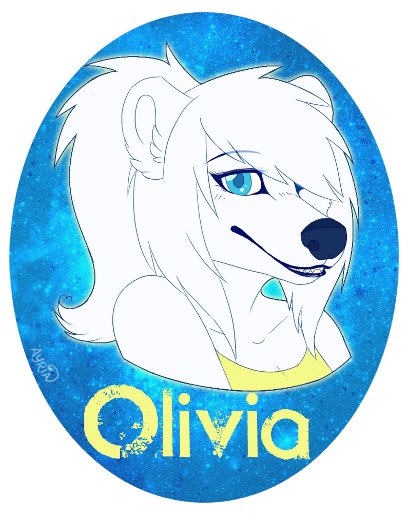 PC: Olivia badge by QueenAyria