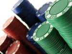 Stock - Poker Chip Series 5