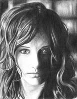 Derallict - Susan portrait 2 by Skyvvards