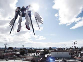 Wing Zero to the Skies