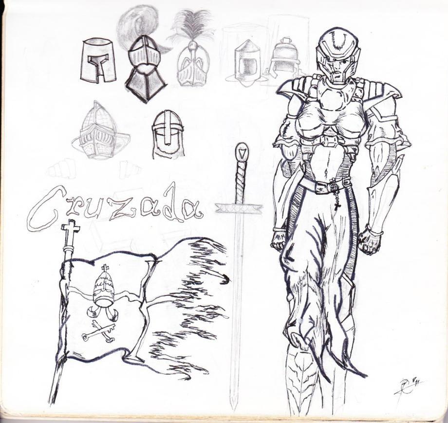 Cruzada by Chipontalas1701