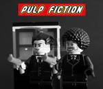 Pulp Fiction - Lego by mckatalyn